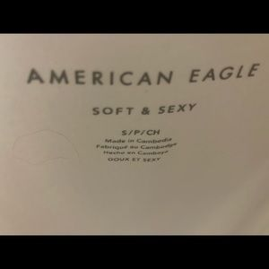 American Eagle Outfitters Tops - White tank